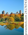 Central Park Autumn 24176743