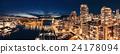 Vancouver harbor view 24178094
