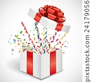 礼物 送礼 展示 24179056