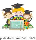 Students In Graduation Suit Education Concept 24182024