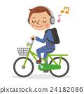 自行車 腳踏車 商務人士 24182086