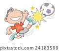 soccer, young, boy 24183599