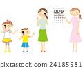 eye, test, eyesight 24185581
