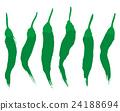 capsicum, cayenne, chili pepper 24188694