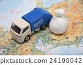 垃圾 垃圾車 地圖 24190042