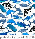 鱼 矢量 矢量图 24196036