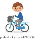 bicycle, bicyclists, bike 24200934