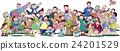 人物 人 人群 24201529