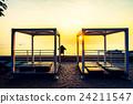 beach, paradise, sunset 24211547
