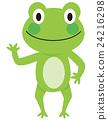 frog frogs vector 24216298