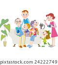 三世同堂 家庭 家族 24222749