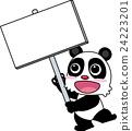 placard, vectors, message board 24223201