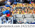 Beautiful Car Engine 24223250