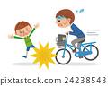 自行車 腳踏車 學生 24238543