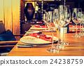 dining, restaurant, set 24238759