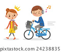 bicycle, bicyclists, bike 24238835