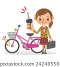 bicycle, bicyclists, bike 24240550