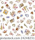 餐具 插畫 插圖 24248231