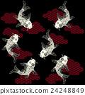 fish, vectors, vector 24248849