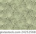 Kelp seaweed green with overlay 24252568