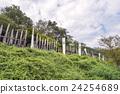 关原 古战场 横幅标志 24254689
