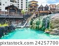 สปา,บ่อน้ำร้อนคุสะซึ,วิวเมือง 24257700
