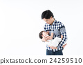 父子 父母和小孩 親子 24259510
