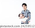 父子 父母和小孩 親子 24259512