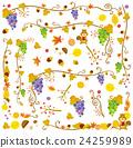 Fall pattern 24259989