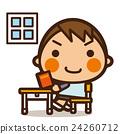 小学生 男人 男孩 24260712