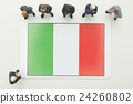ธงอิตาลี 24260802