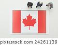 ธงแคนาดา 24261139
