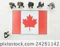 ธงแคนาดา 24261142