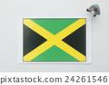 ธงประจำชาติของจาเมกา 24261546