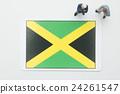 ธงประจำชาติของจาเมกา 24261547