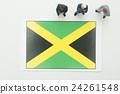 ธงประจำชาติของจาเมกา 24261548