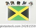 ธงประจำชาติของจาเมกา 24261550