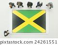 ธงประจำชาติของจาเมกา 24261551