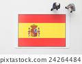 ธงสเปน 24264484