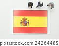 ธงสเปน 24264485