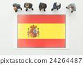 ธงสเปน 24264487