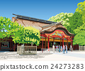 Dazaifu Tenmangu Shrine Main Site 24273283