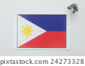 ธงฟิลิปปินส์ 24273328