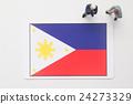 ธงฟิลิปปินส์ 24273329