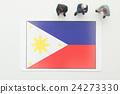 ธงฟิลิปปินส์ 24273330