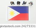 ธงฟิลิปปินส์ 24273331
