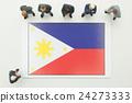ธงฟิลิปปินส์ 24273333