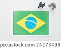ธงชาติบราซิล 24273499