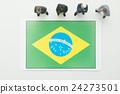 ธงชาติบราซิล 24273501