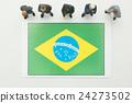 ธงชาติบราซิล 24273502